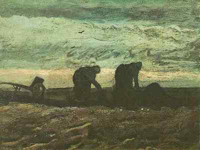 Two Women in the Moor