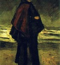 Fishermans Wife on the Beach