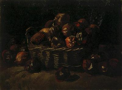basket of apples version