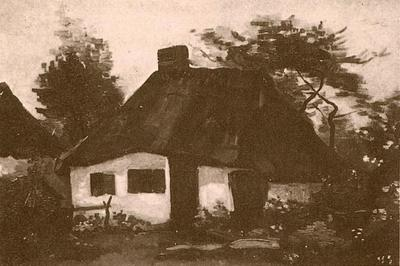 Cottage with Trees