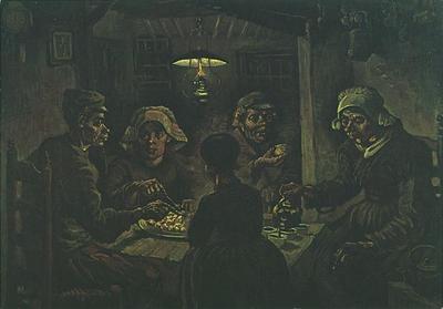 Potato Eaters, The