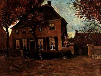 Vicarage at Nuenen, The
