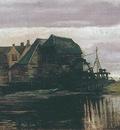 water mill at gennep version