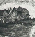 Water Mill at Gennep