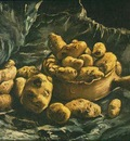 Still Life with an Earthen Bowl and Potatoes