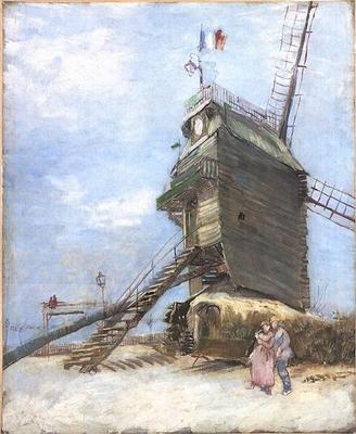 le moulin de la galette version