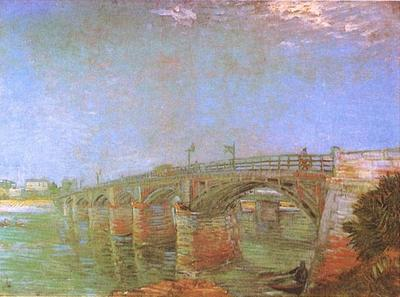 Seine Bridge at Asnieres, The