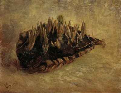 Still Life with a Basket of Crocuses