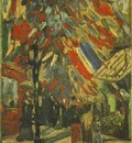 Fourteenth of July Celebration in Paris, The