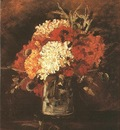 vase with carnations version