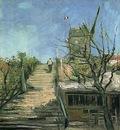 Windmill on Montmartre