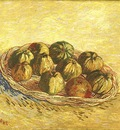 88 Still Life with Basket of Apples