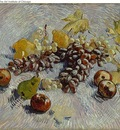 Still Life with Apples, Pears, Lemons and Grapes