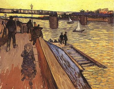 Bridge at Trinquetaille, The