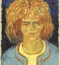 Girl with Ruffled Hair The Mudlark