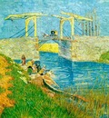 Langlois Bridge at Arles, The