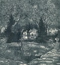 Park at Arles with the Entrance Seen through the Trees, The