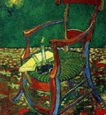 Paul Gauguins Armchair