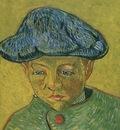 portrait of camille roulin version