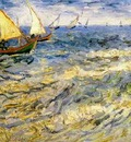 seascape at saintes maries version