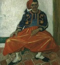 Seated Zouave, The