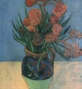 Still Life Vase with Oleanders