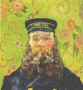 Portrait of the Postman Joseph Roulin