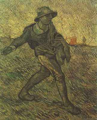 sower, the after millet version
