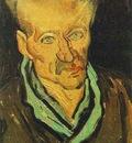Portrait of a Patient in Saint Paul Hospital