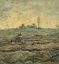 Plough and the Harrow after Millet , The