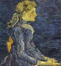 portrait of adeline ravoux version
