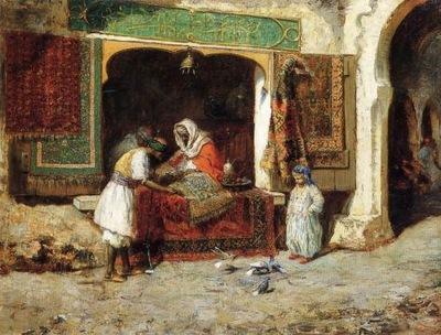 Addison Thomas Millar The Rug Merchant