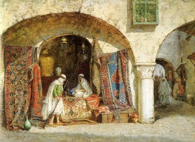Addison Thomas Millar The Turkish Vase