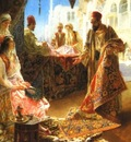 Addison Thomas Millar The Bazaar