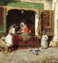 Addison Thomas Millar The Rug Merchant