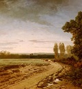 Alberto Pasini Going To The Pasture Early Morning