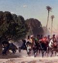 Alberto Pasini The Horse Guard