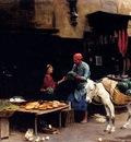 Ambros Raphael The Watermelon Seller