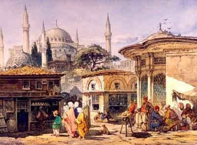 Amedeo Preziosi Istanbul
