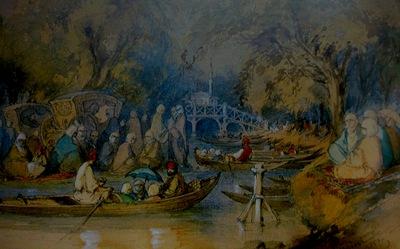 Amedeo Preziosi River
