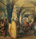 amedeo preziosi a bazaar