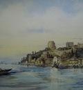 Amedeo Preziosi Rumeli Fortress