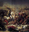 Antoine Jean Gros The Battle Of Abukir
