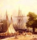 Arnold Groot Frans Breuhaus De Activity By The Docks