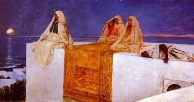 Benjamin Jean Joseph Constant Arabian Nights