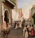 Benjamin Jean Joseph Constant Morocco
