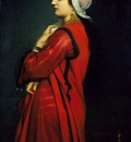 Charles Landelle An Armenian Woman
