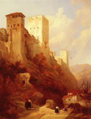 David Roberts Alhambra