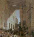 David Roberts Bazaar Of El Gooreyeh