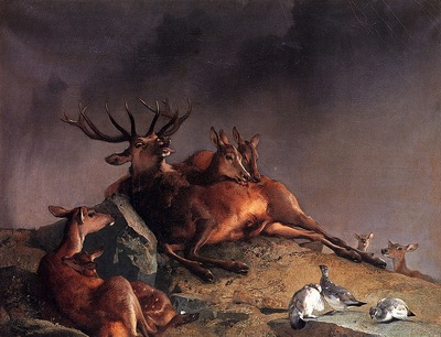 Edwin Henry Landseer The Highland Nurses